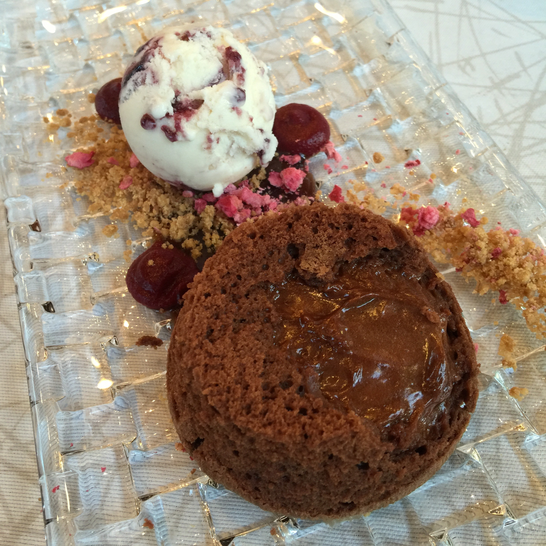Exploring Helsinki Kappeli Dessert