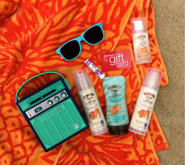 Hawaiian Tropic Prize Pack 1
