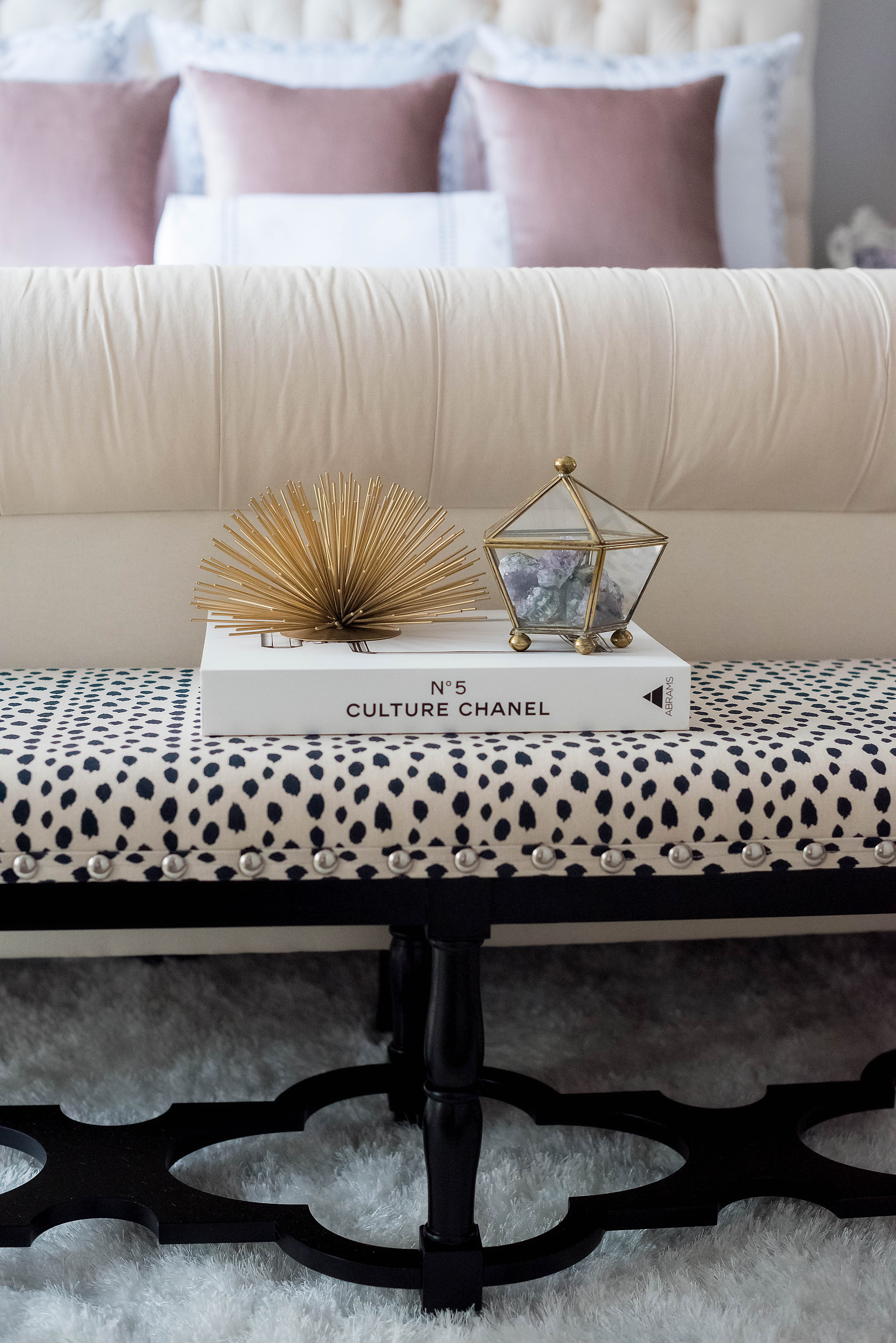 rink bedroom olivia options chanel home goods urchin reveal available book from bench edit gold similar is my spotted here to below welcome fabric decor the