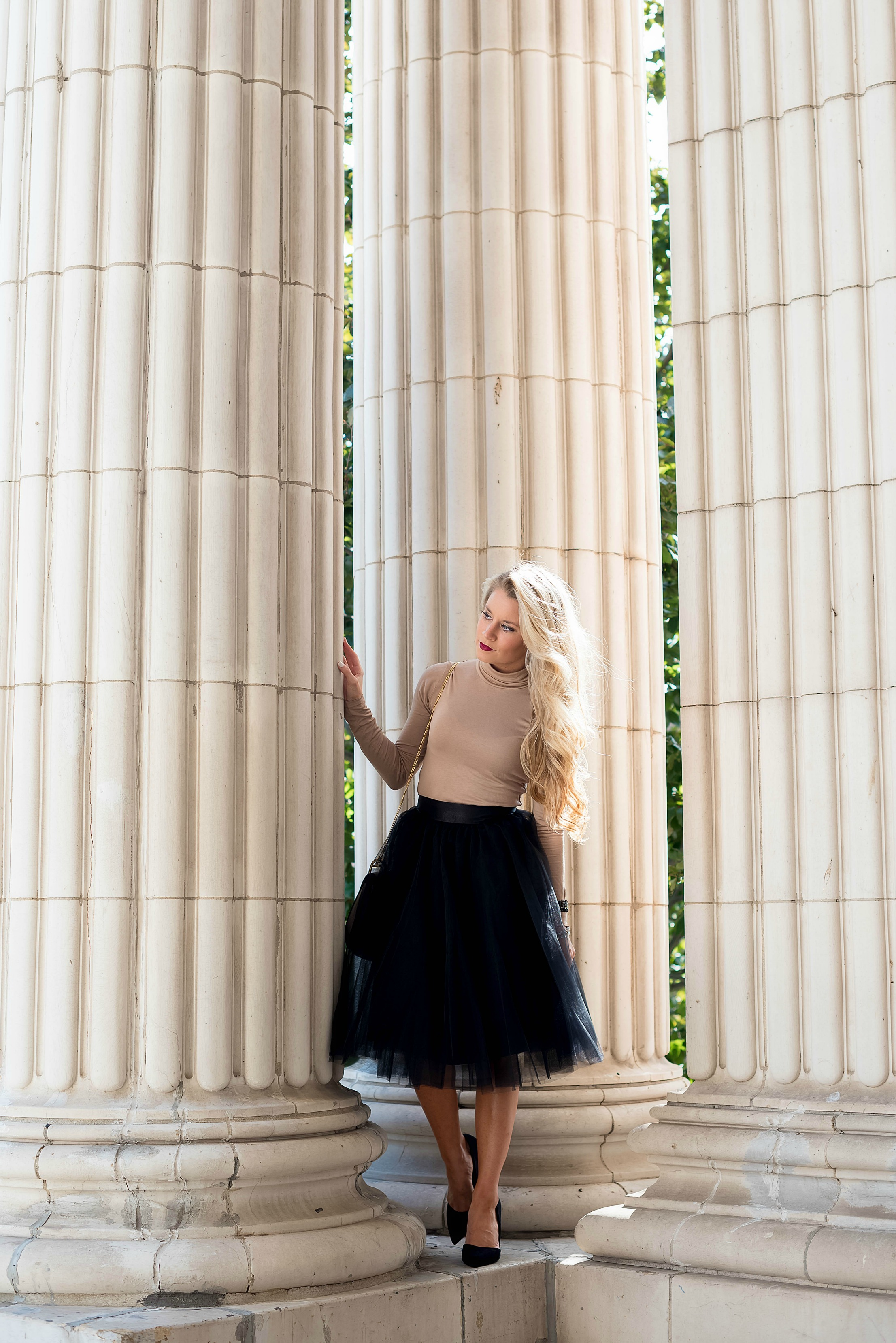 How To Style A Tulle Skirt Welcome To Olivia Rink
