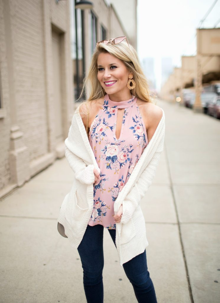 4 ways to wear floral print in winter welcome to olivia rink