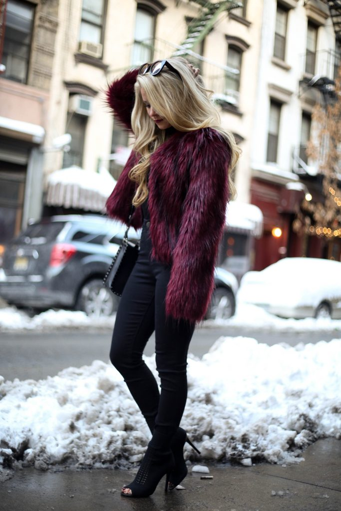 Ruby Faux Fur Welcome To Olivia Rink