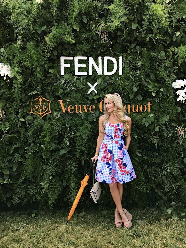 I wore the Garden Party Floral Sweetheart Dress from Reese Witherspoon s  Draper James collection – her preppy f4d14b5dc0042