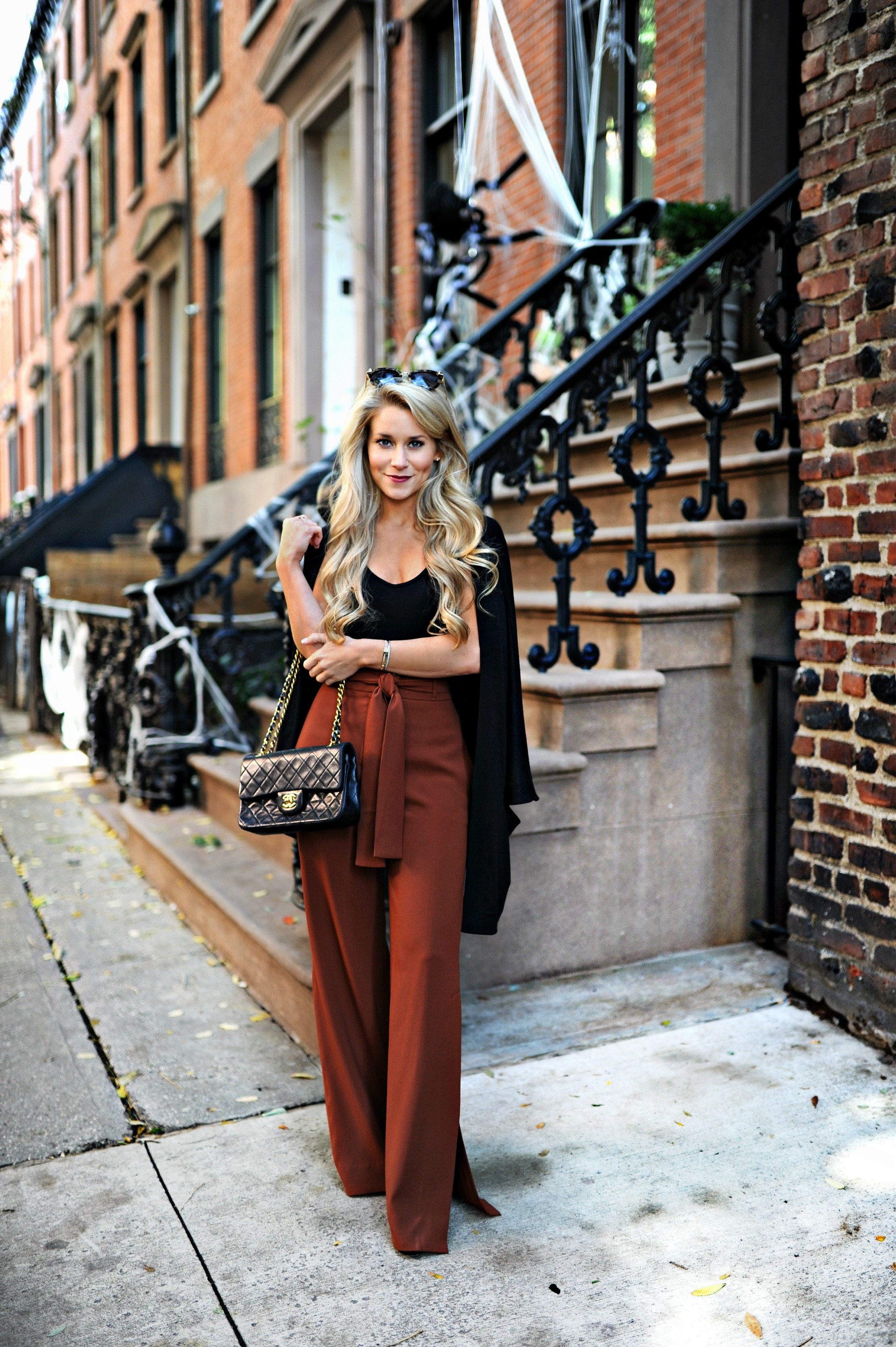 Chic & Sophisticated Wide Leg Pants for Fall