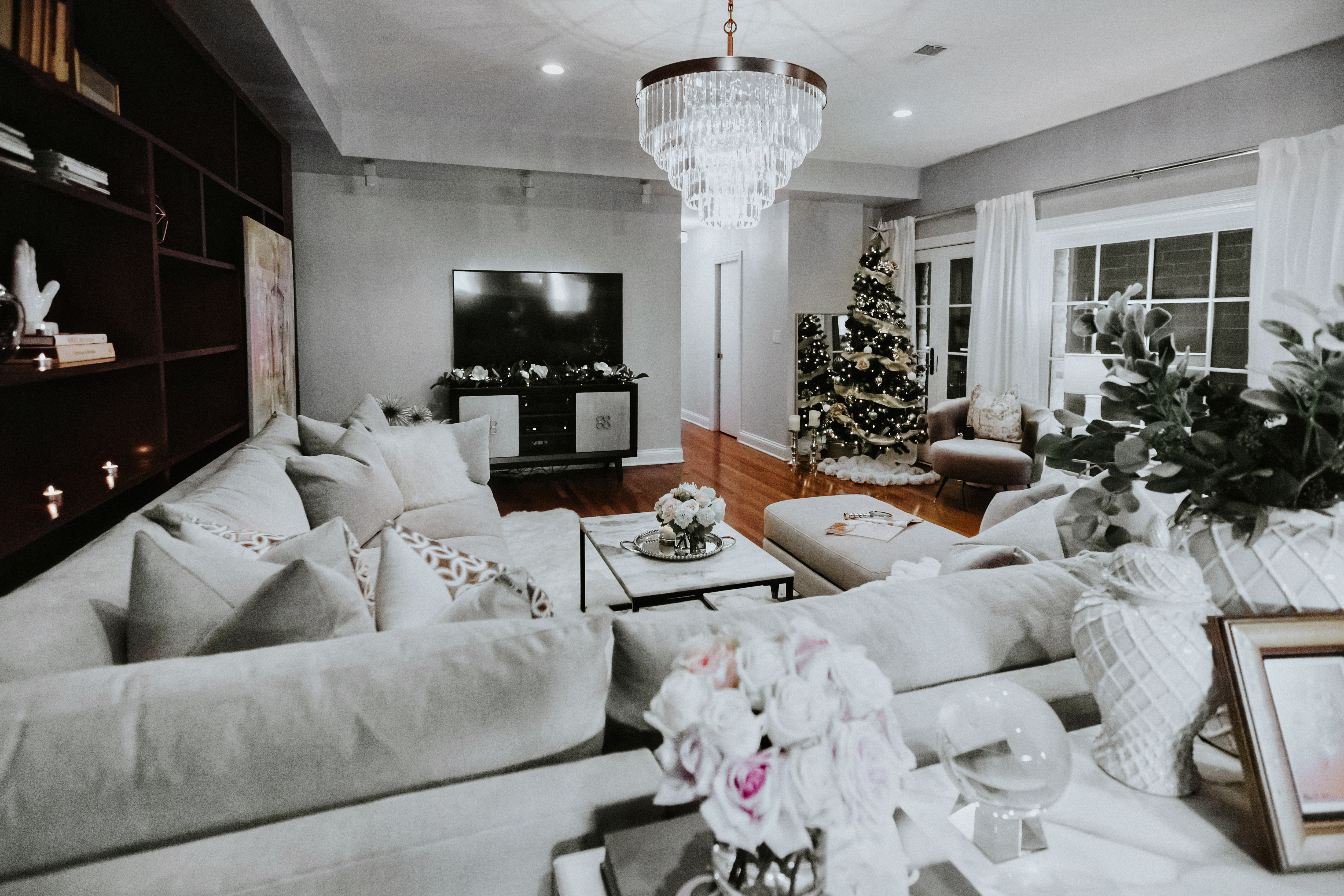 My Living Room Reveal Welcome To Olivia Rink