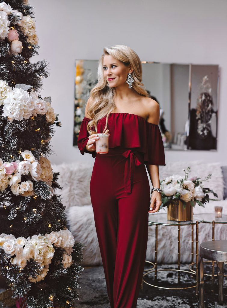 Holiday Party Decor Outfit Ideas Welcome To Olivia Rink