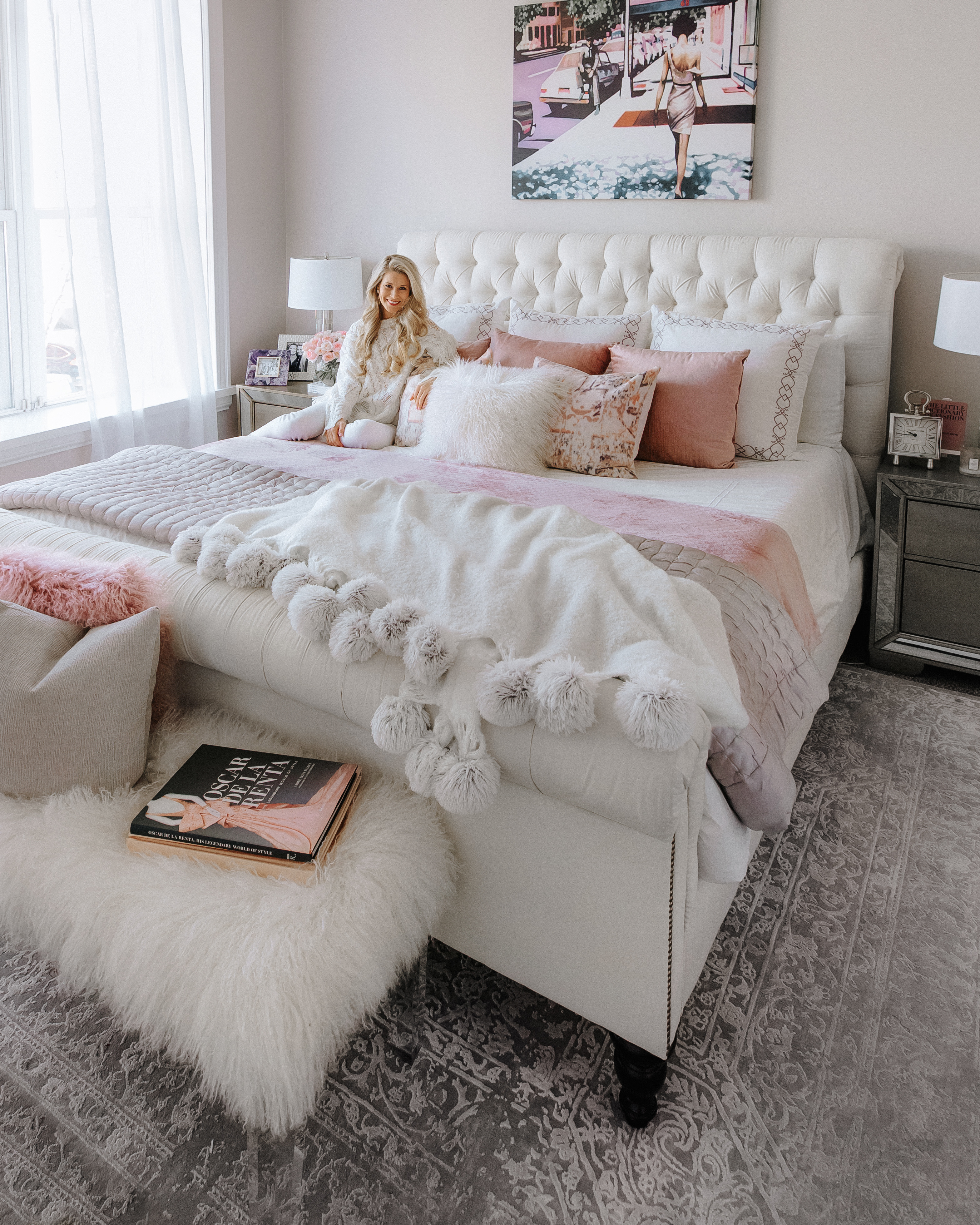 Cute Bedroom Ideas: Welcome To Olivia Rink