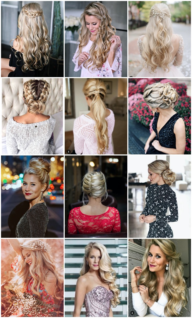 Ideas For Your Bridesmaids Hairstyles Dresses Accessories