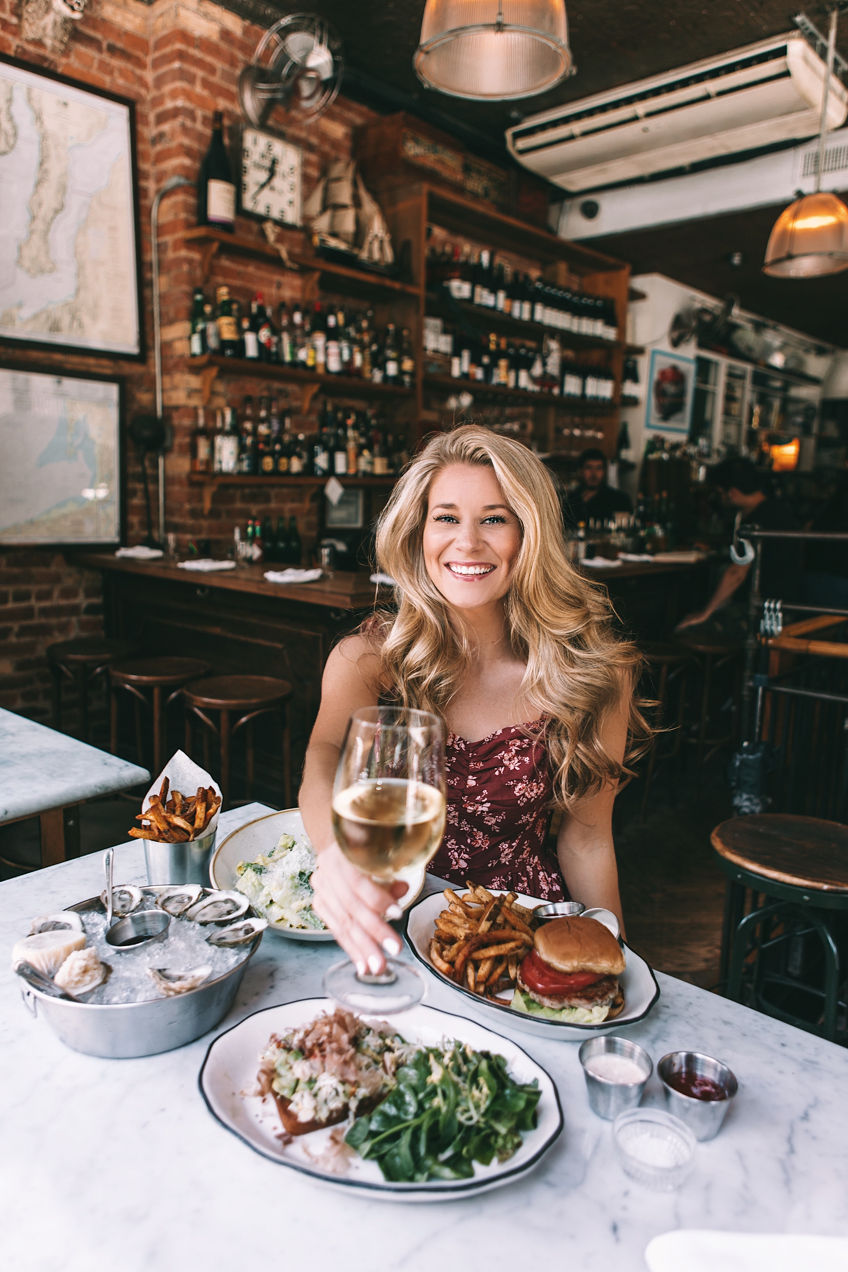 Olivia Rink, NYC romantic restaurants, NYC date night