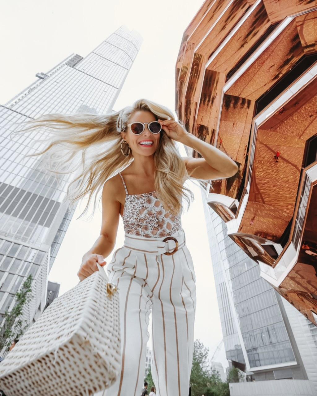Nordstrom Sale, NSALE, Olivia Rink, Topshop, Petite Outfit