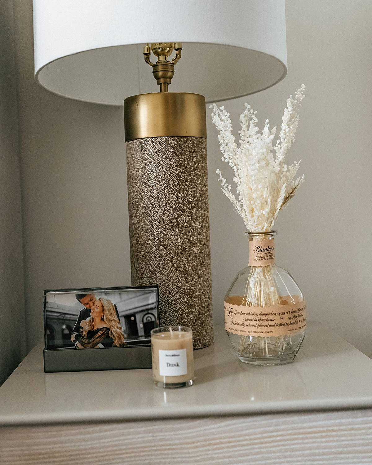 shagreen lamp, nyc apartment, home decor tips, affordable home decor, olivia rink bedroom, olivia rink apartment, olivia rink bedroom, affordable decorating, new york life, new york apartment, nyc living, west elm, kathy kuo home, home decor, bedroom decor, blanton's