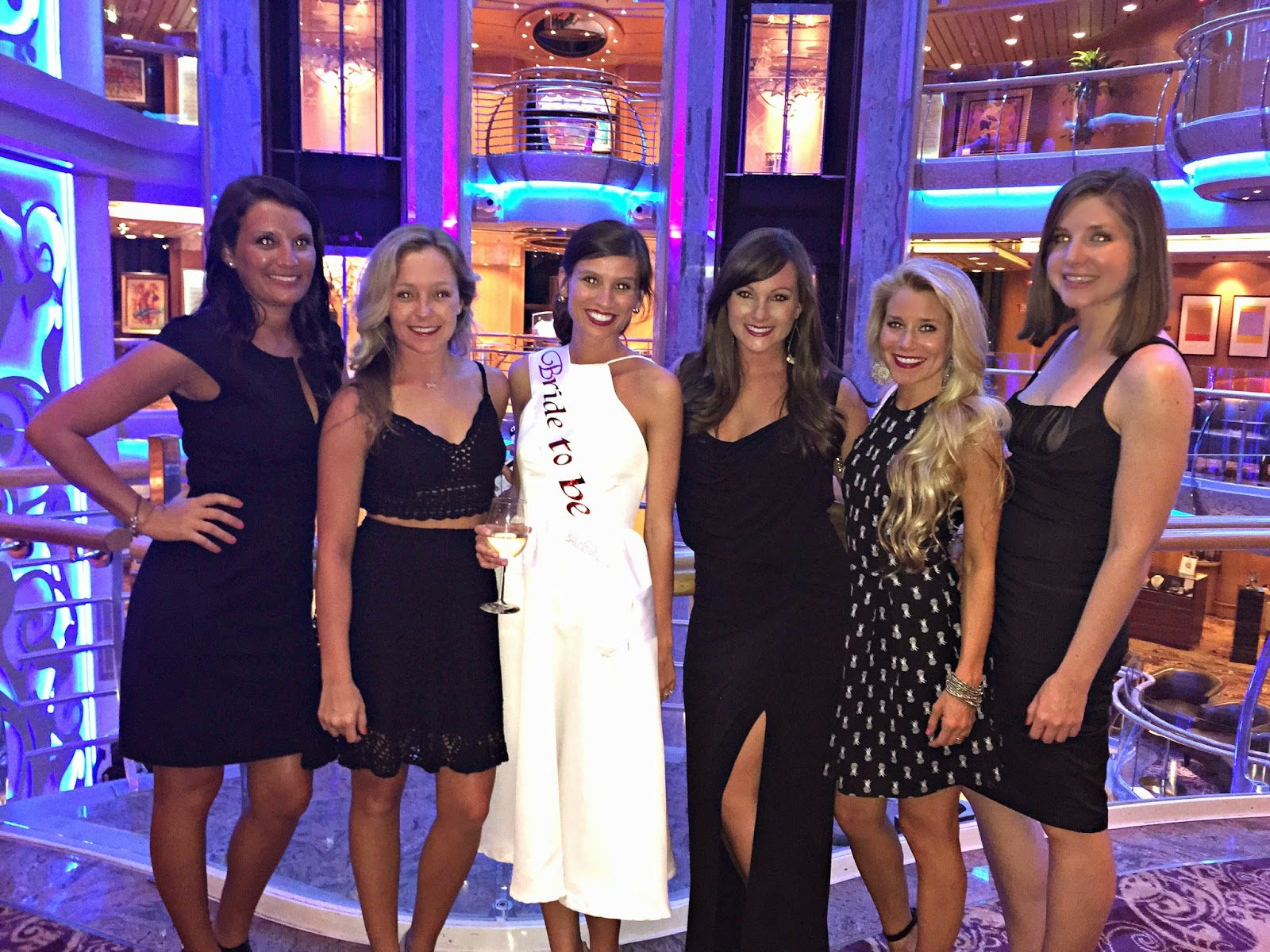 Bachelorette Cruise Re-cap! - Welcome To Olivia Rink