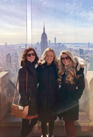 Girls Weekend in NYC