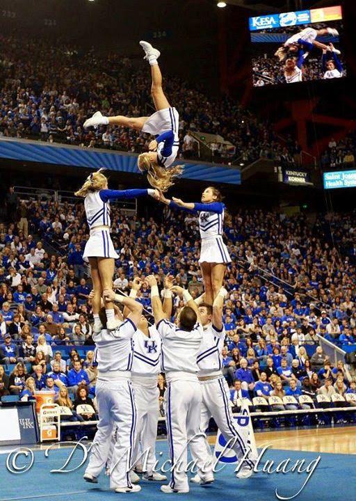 Kentucky Cheerleading Giveaway Welcome To Olivia Rink