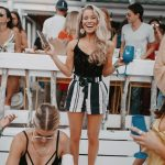 summer 2019 outfit, summer 2019 fashion, hamptons trip, olivia rink outfit, petite outfit ideas