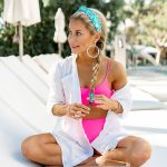 Olivia Rink Lilly Pulitzer, Vacation Outfit, Beach outfit, swimwear, resort wear