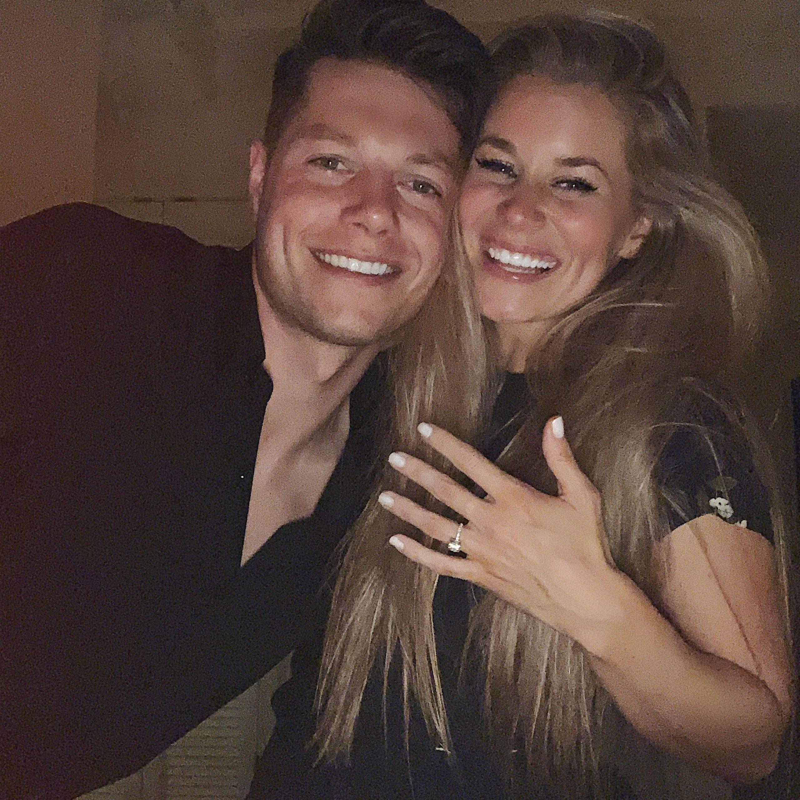 how he proposed, olivia rink engaged, olivia rink proposal, olivia rink wedding, proposal story, new york proposal, chicago wedding,