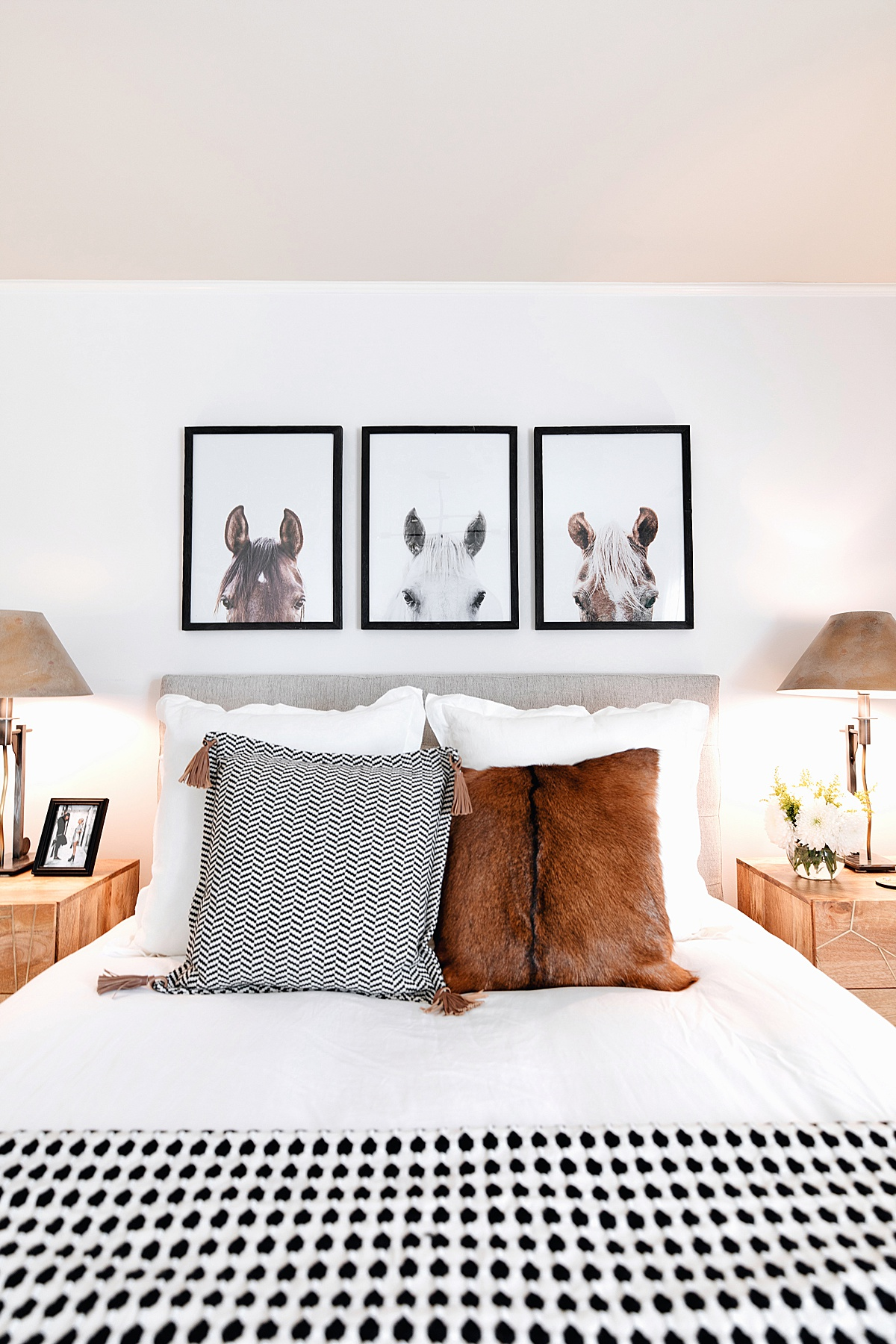 olivia rink decor, olivia rink design, olivia rink bedroom, kentucky home decor, horse home decor, west elm bedroom, bedroom inspiration, bedroom decor, master bedroom, blogger bedroom, kentucky beddroom, west elm, target home, cb2, modern bedroom, horse art