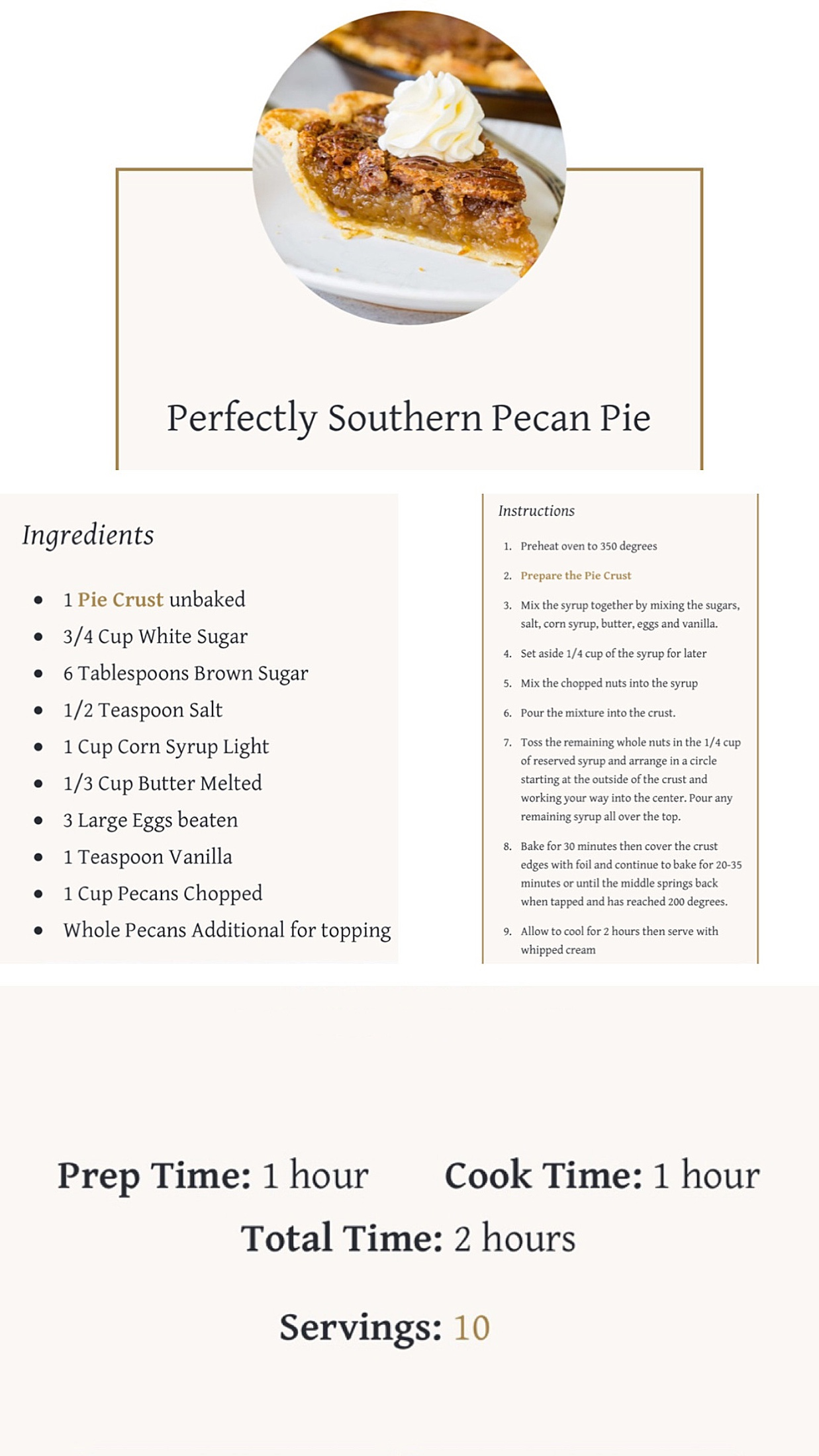 southern pecan pie recipe, holiday pecan pie, olivia rink recipe, olivia rink mom, olivia rink christmas, 2020 baking recipe,