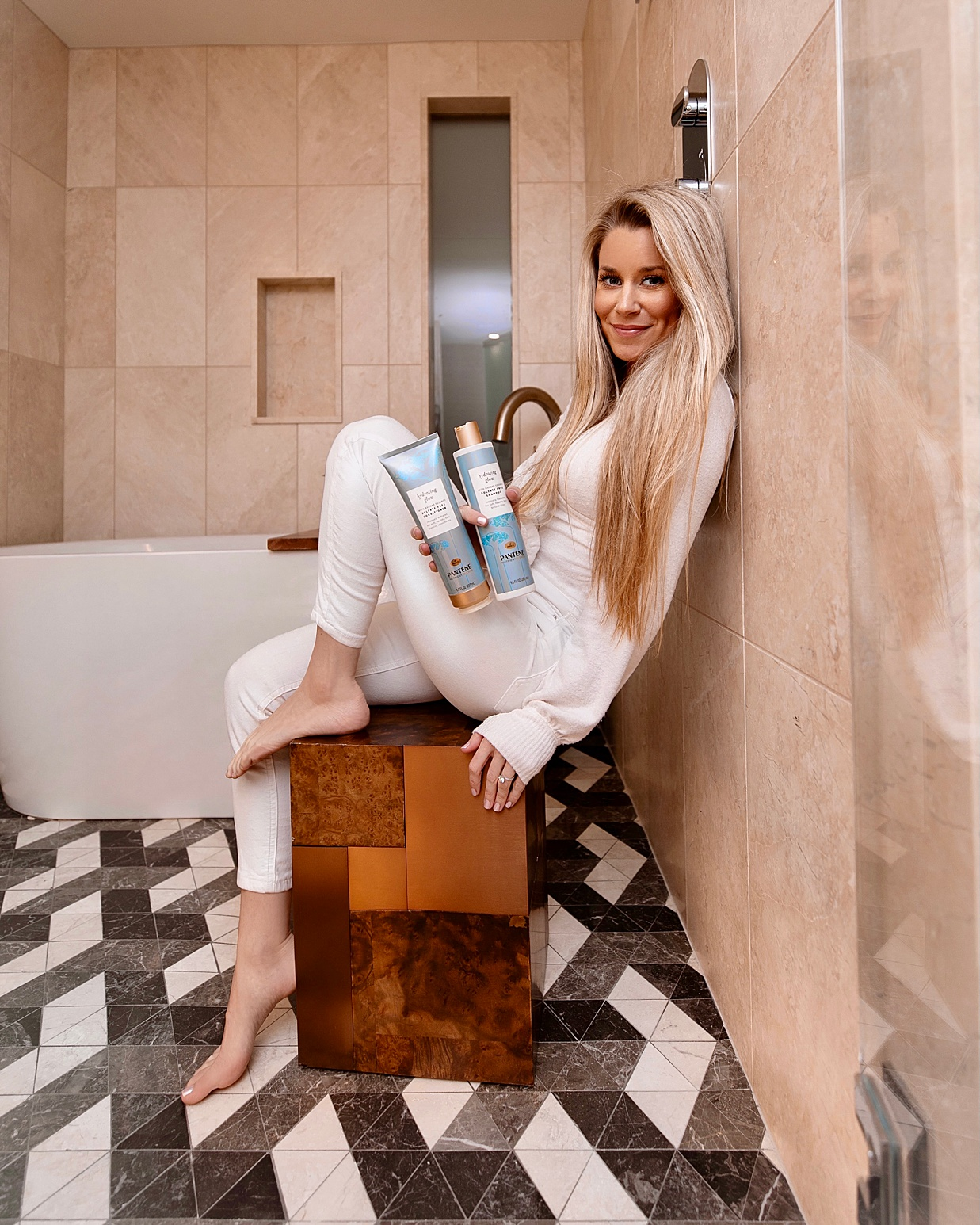 pantene, pantene shampoo, long hair tips, best shampoo for long hair, best conditioner for long hair, how to grow long hair, olivia rink hair, olivia rink shampoo, olivia rink shampoo and conditioner, olivia rink hair products