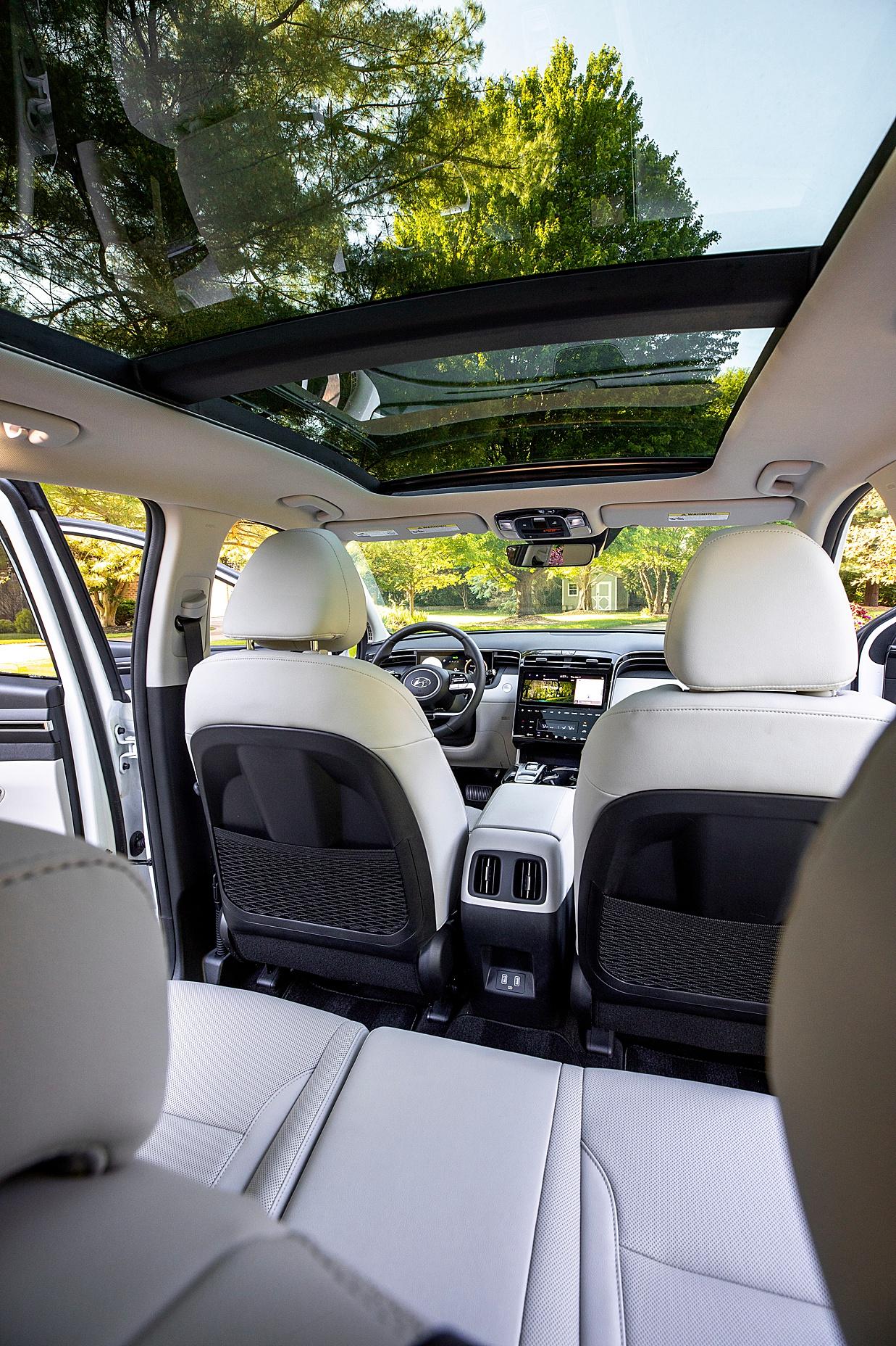 2022 hyundai tucson, hyundai tucson review, hyundai tucson, olivia rink car, small SUV, 2022 SUV