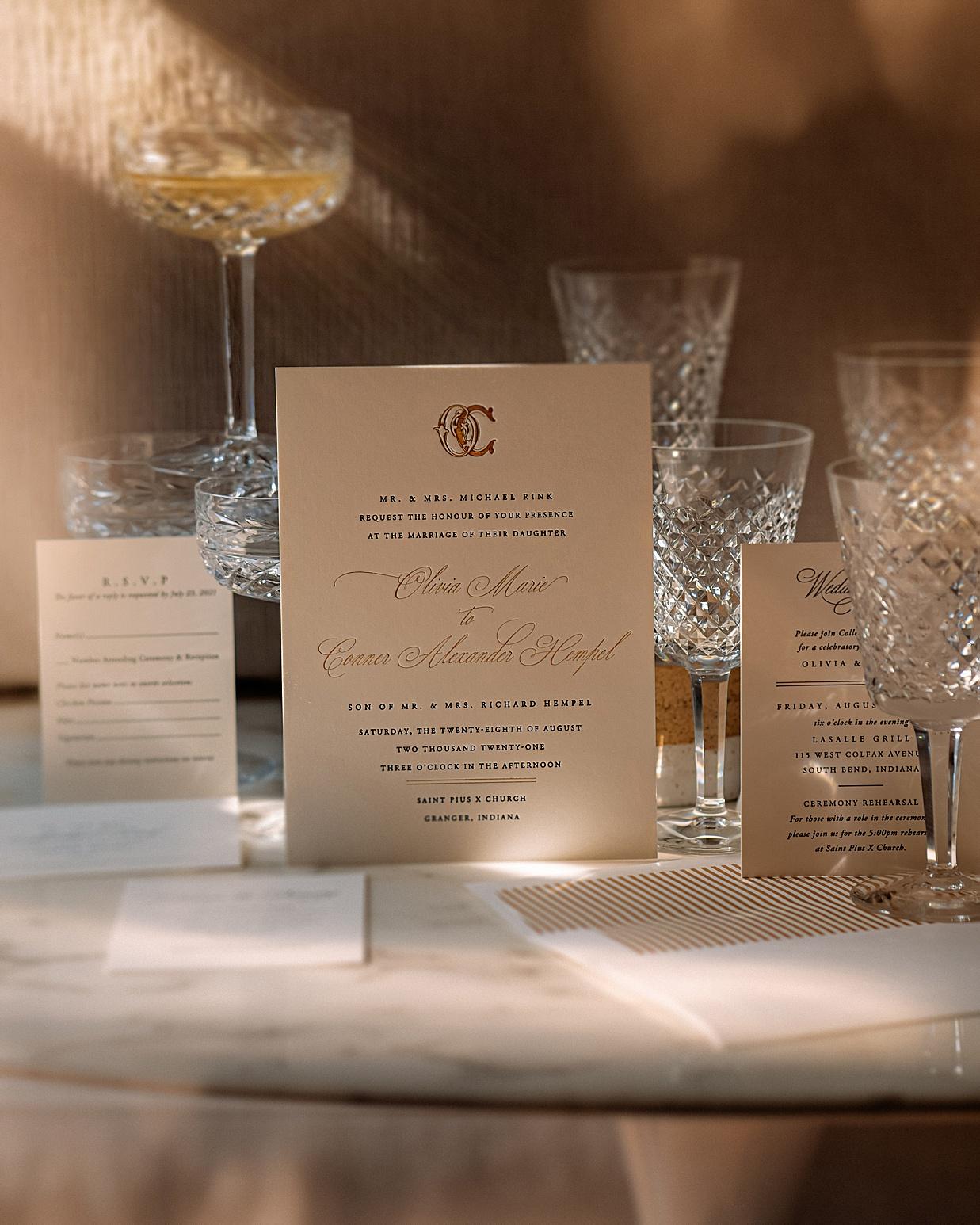 olivia rink wedding, olivia rink wedding invitations, wedding invitations, classic wedding invitations