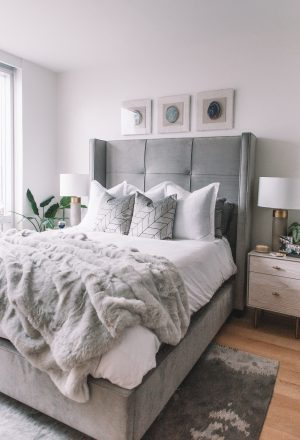 NYC Bedroom Tour